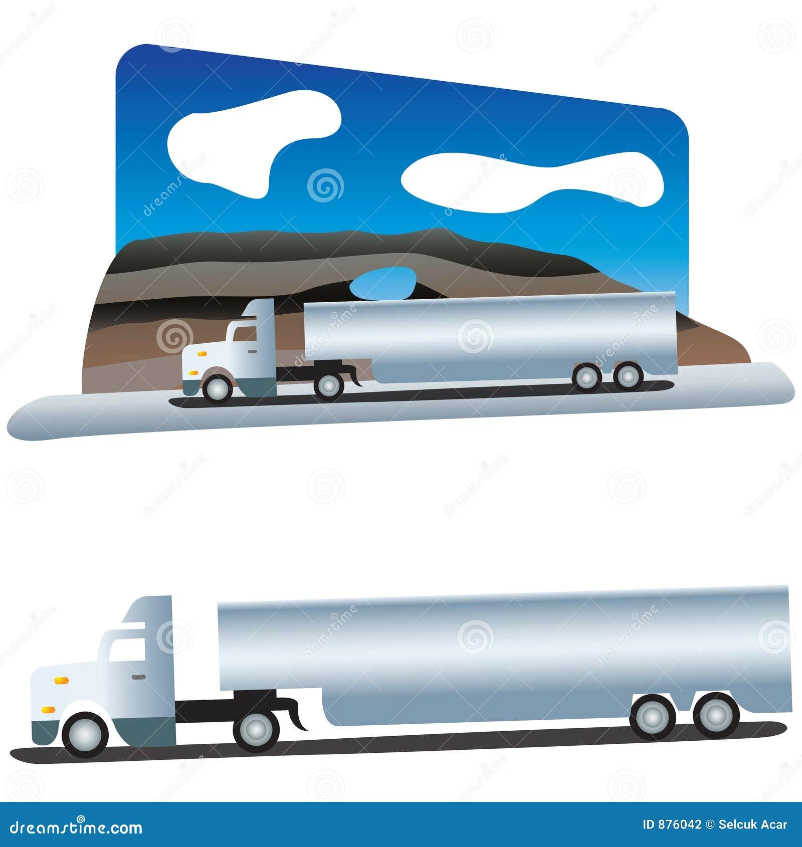 Ciężarówka podróżnik