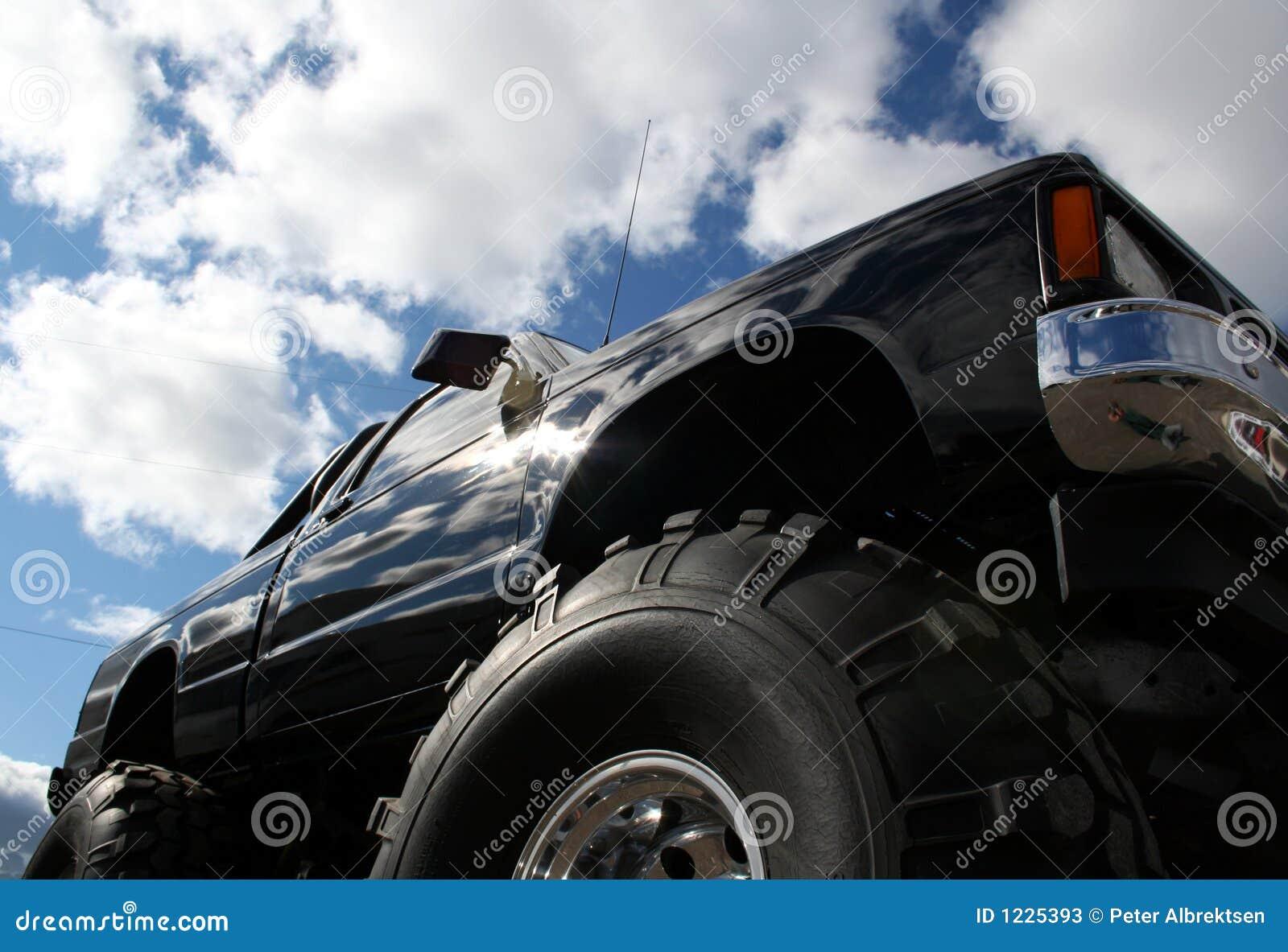 Ciężarówki potwora