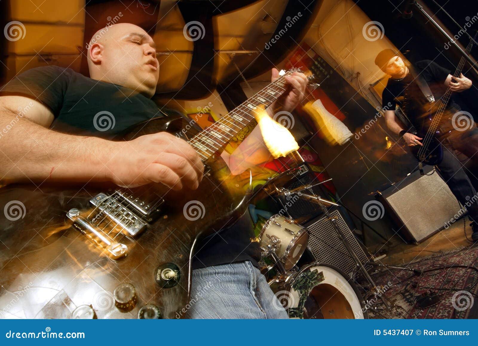 Ciężka rock band
