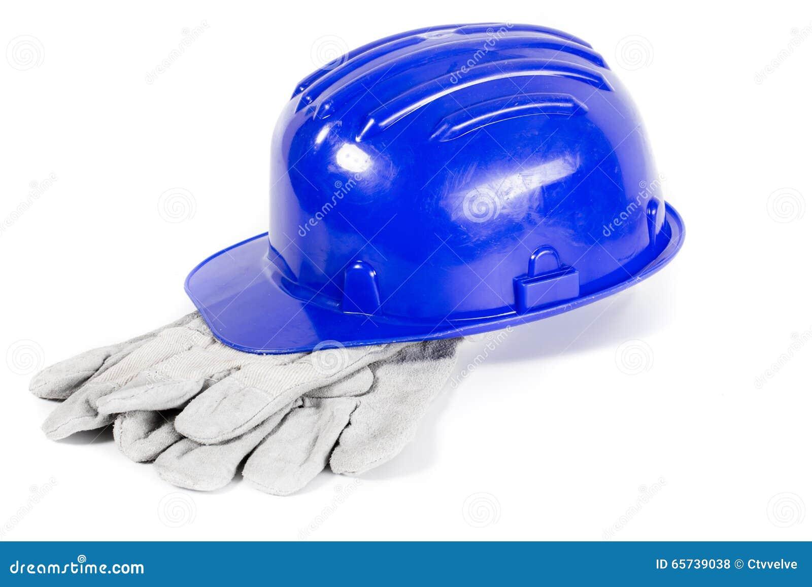 Ciężki kapelusz i rękawiczka