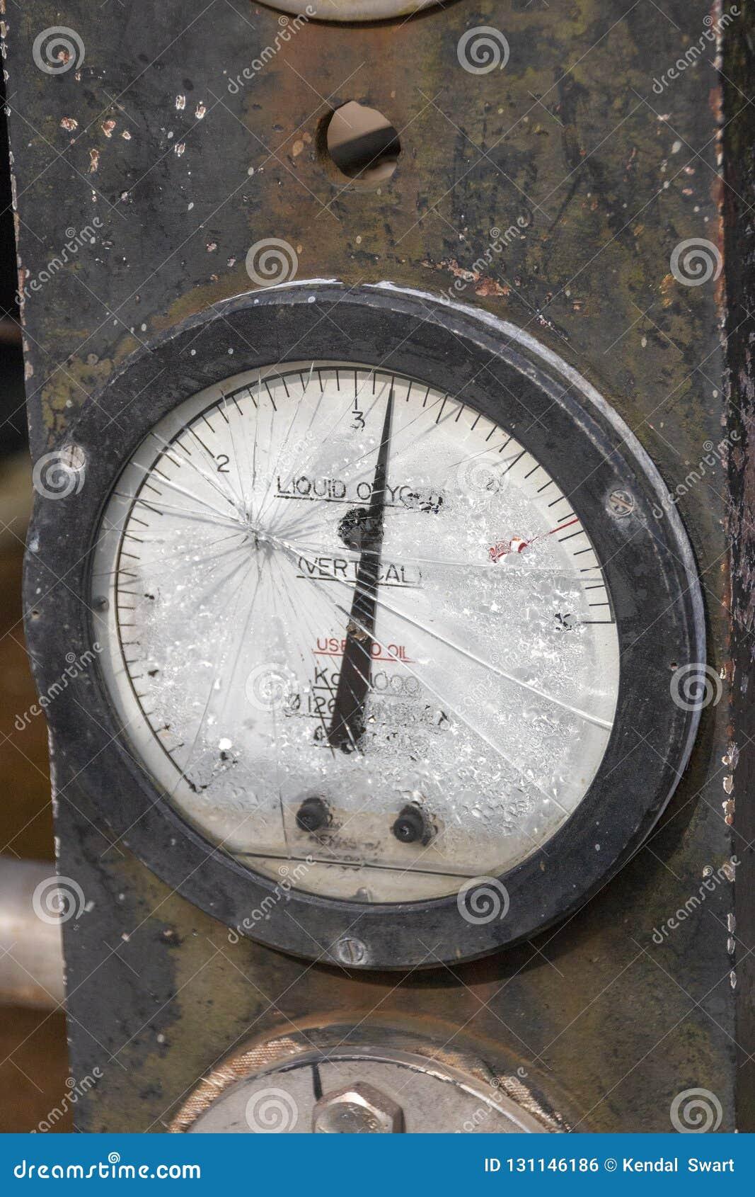 Ciśnieniowy wymiernik
