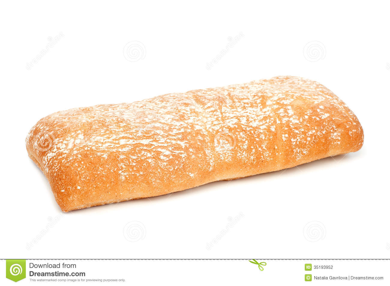 Ciabatta Bread Stock Photography - Image: 35193952