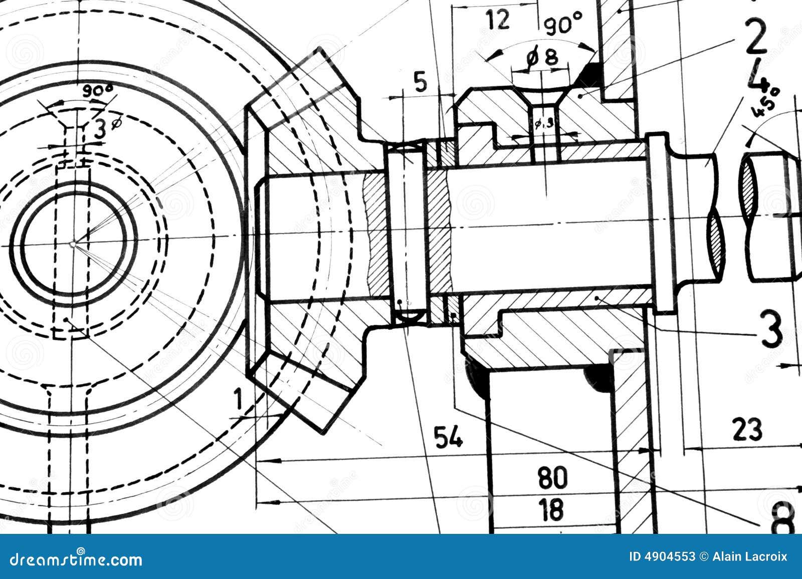 Cianografia di ingegneria
