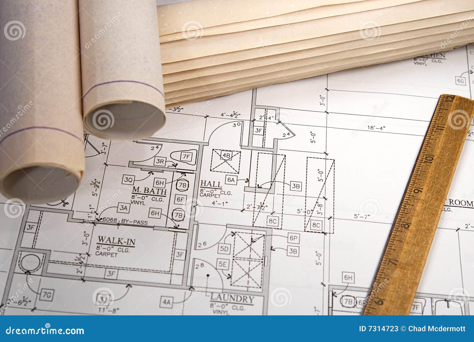 Cianografie architettoniche