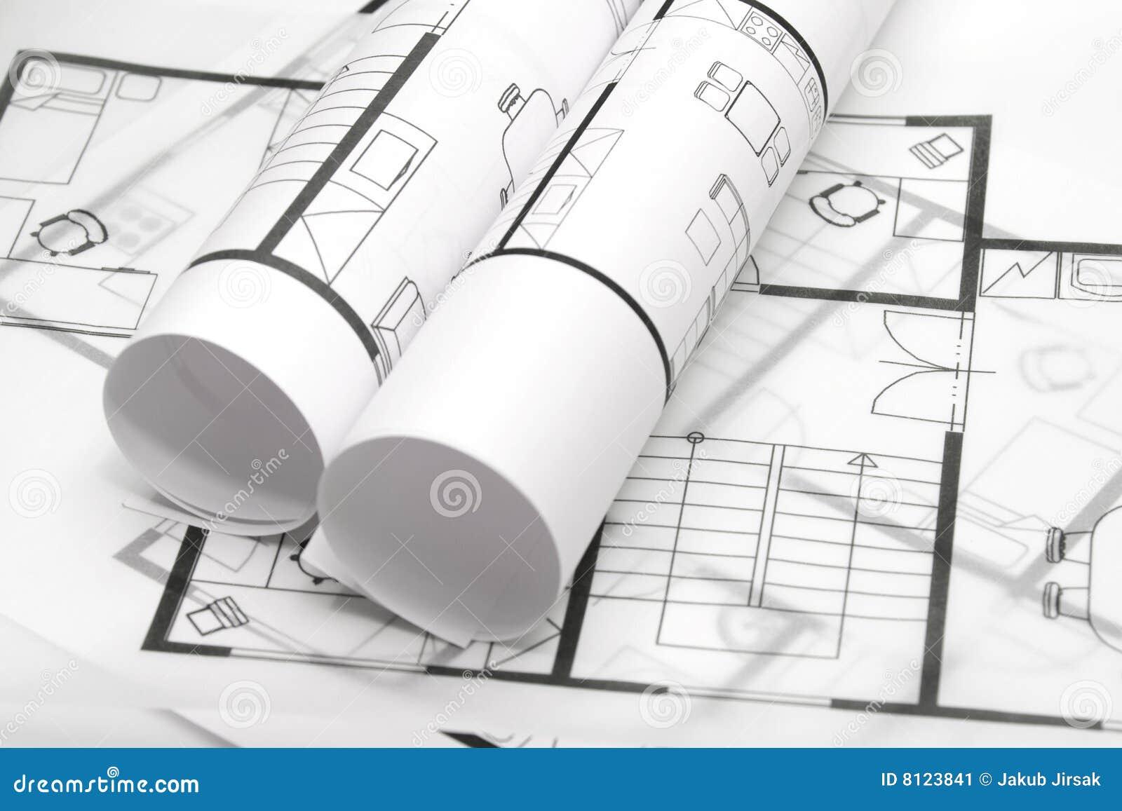 Cianografie di architettura
