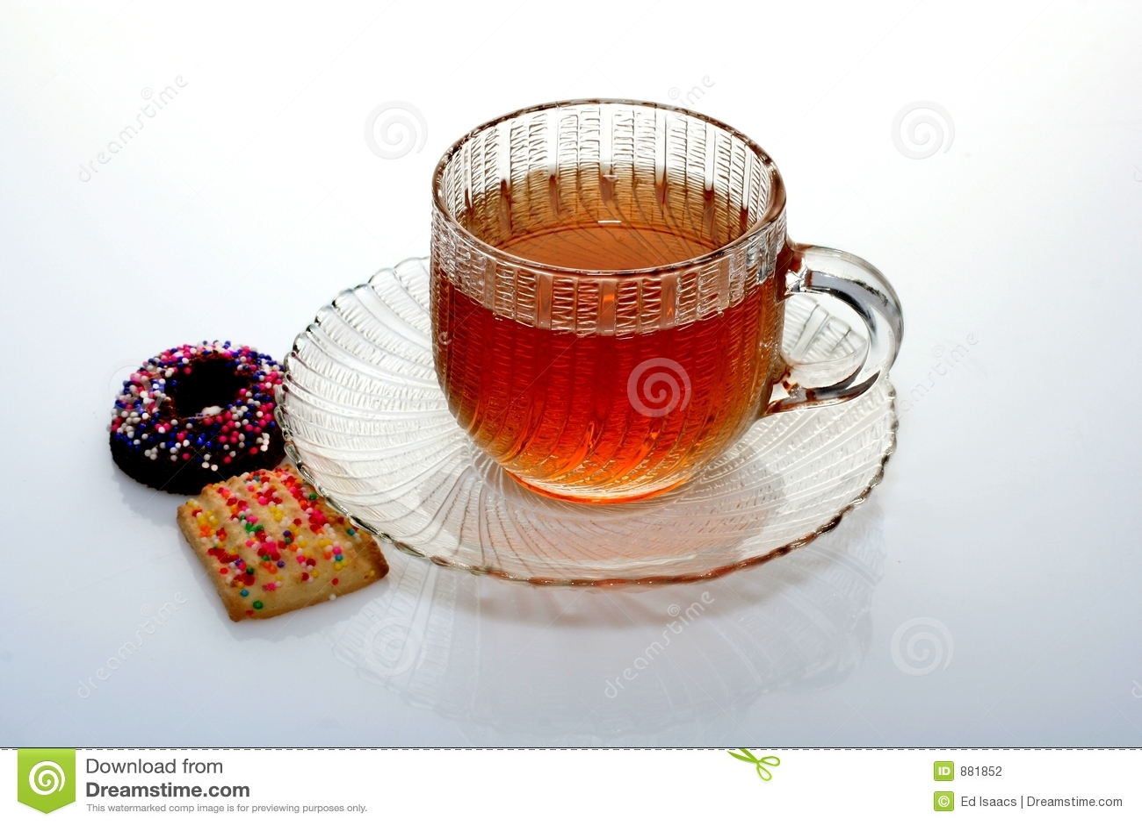 Ciasteczka herbaciani