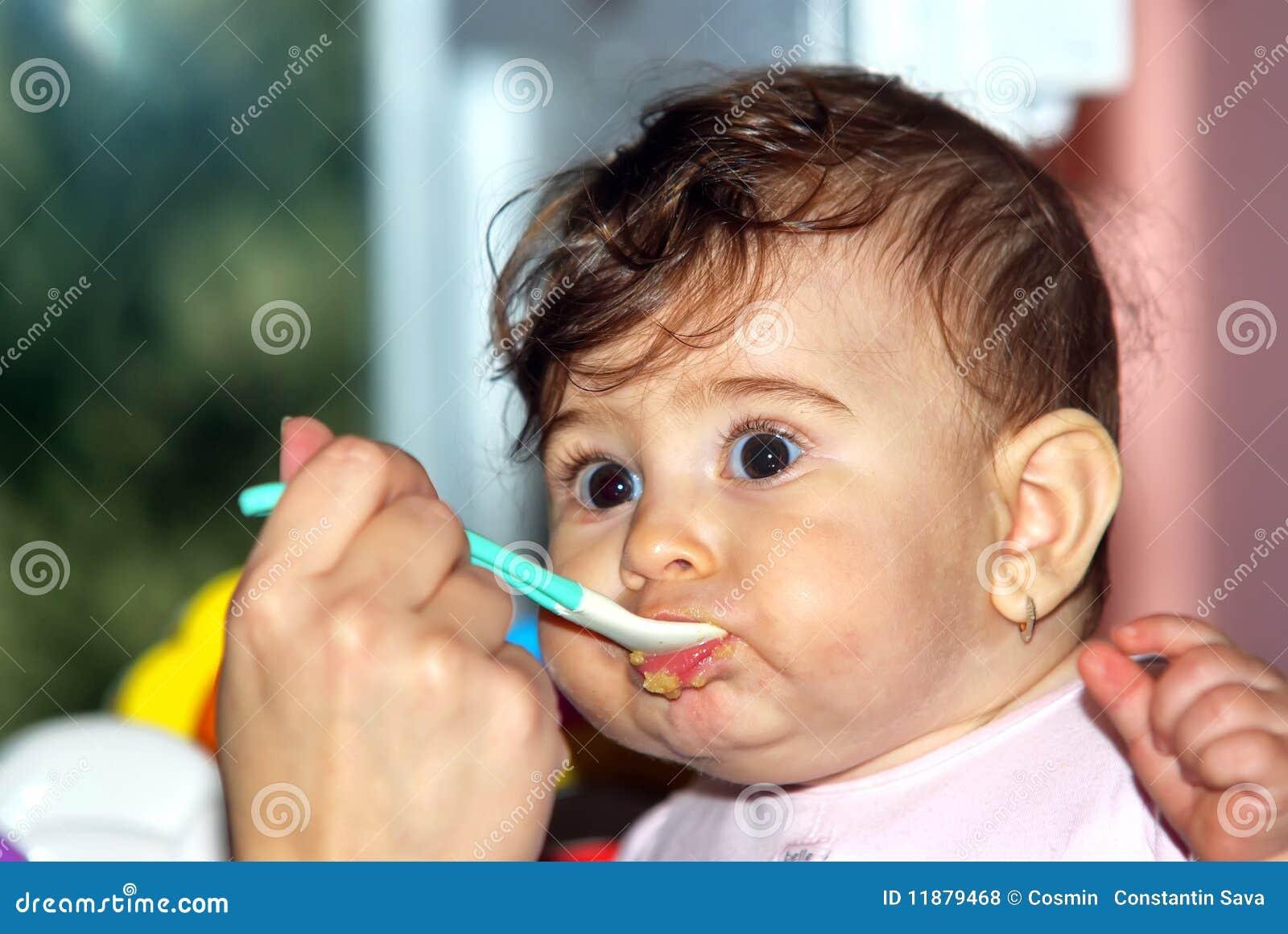 Cibo del bambino