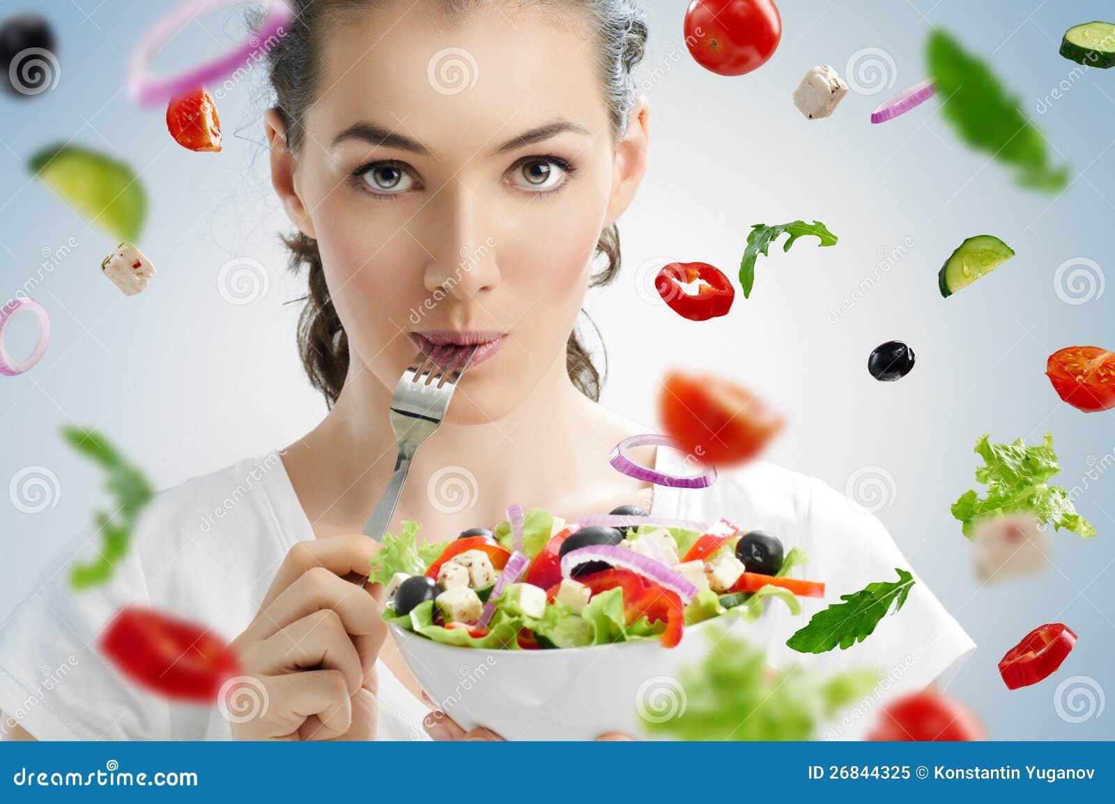 Cibo dell alimento sano
