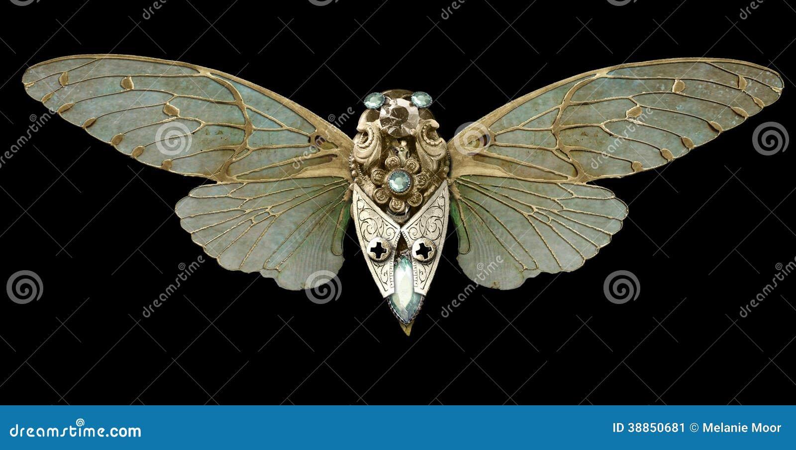 Cicada Steampunk