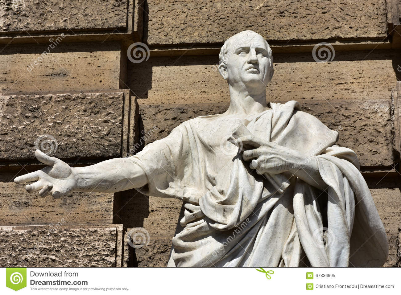 a biography of cicero a famous roman orator Greek philosophy and rhetoric moved fully into latin for the first time in the speeches, letters and dialogues of cicero (106-43 bc), the greatest orator of the late roman republic a brilliant .