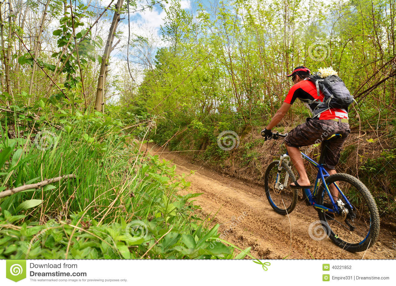 Ciclismo di montagna