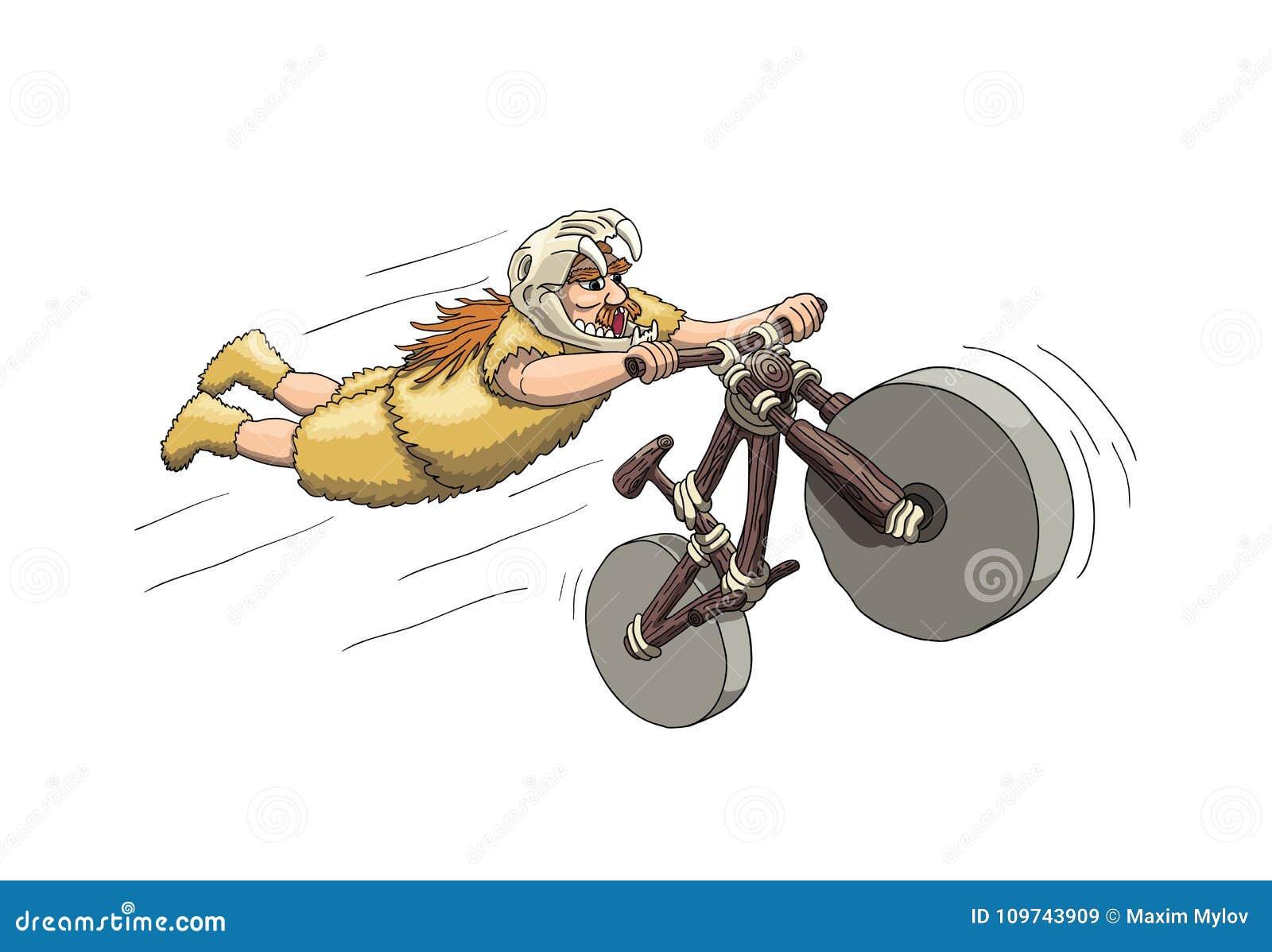 Ciclista in mountain-bike in discesa a partire dall era principale Freeriding che fa acrobazia del superman sulla bici in discesa