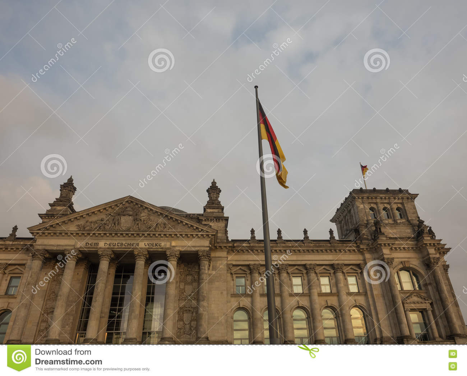 A cidade de Berlim