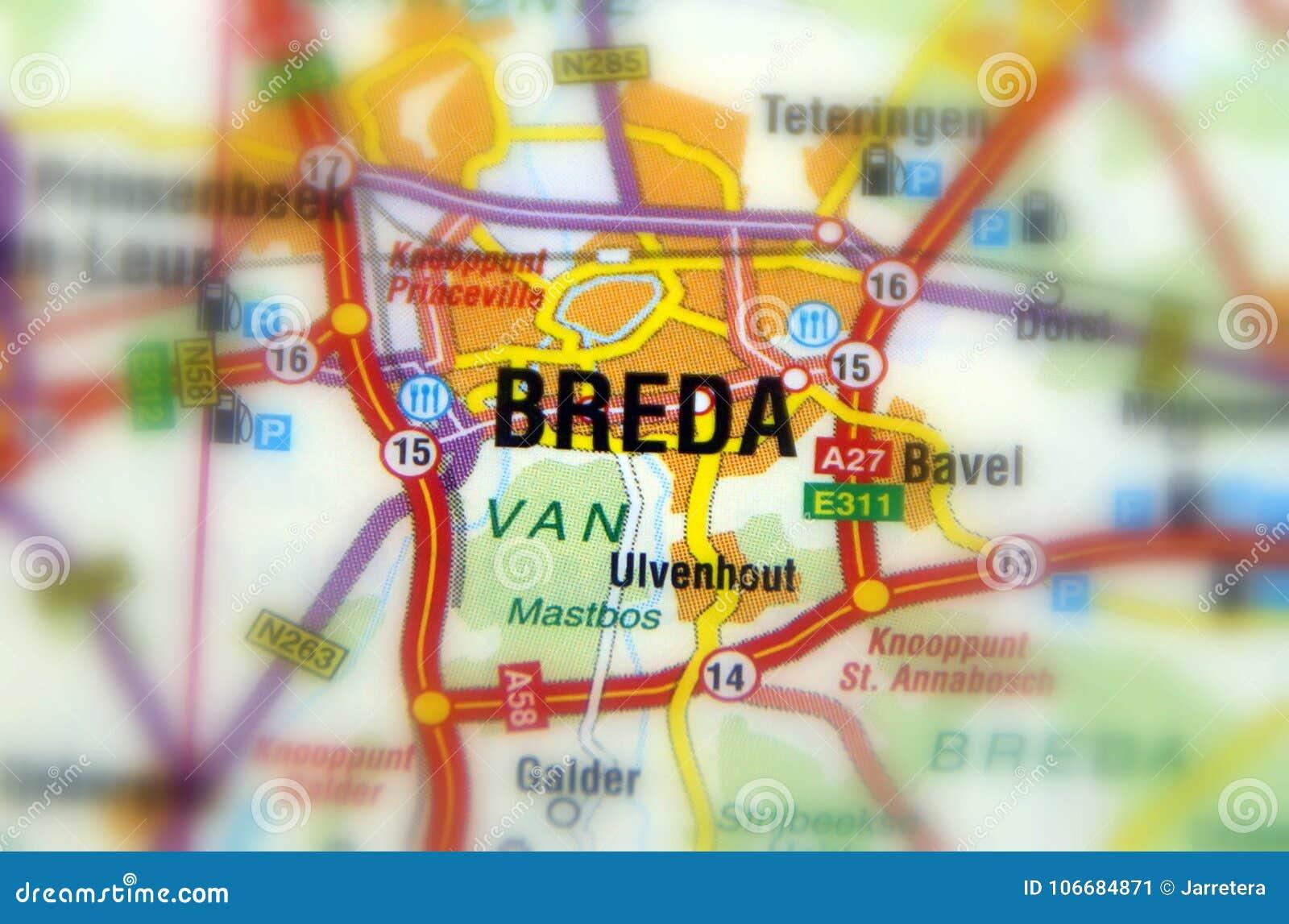 Cidade de Brede - Países Baixos