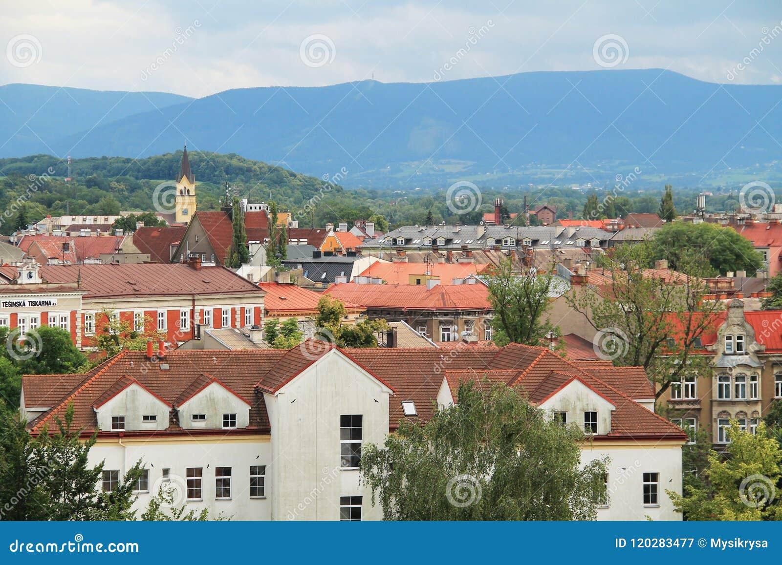 Cidade de Cieszyn