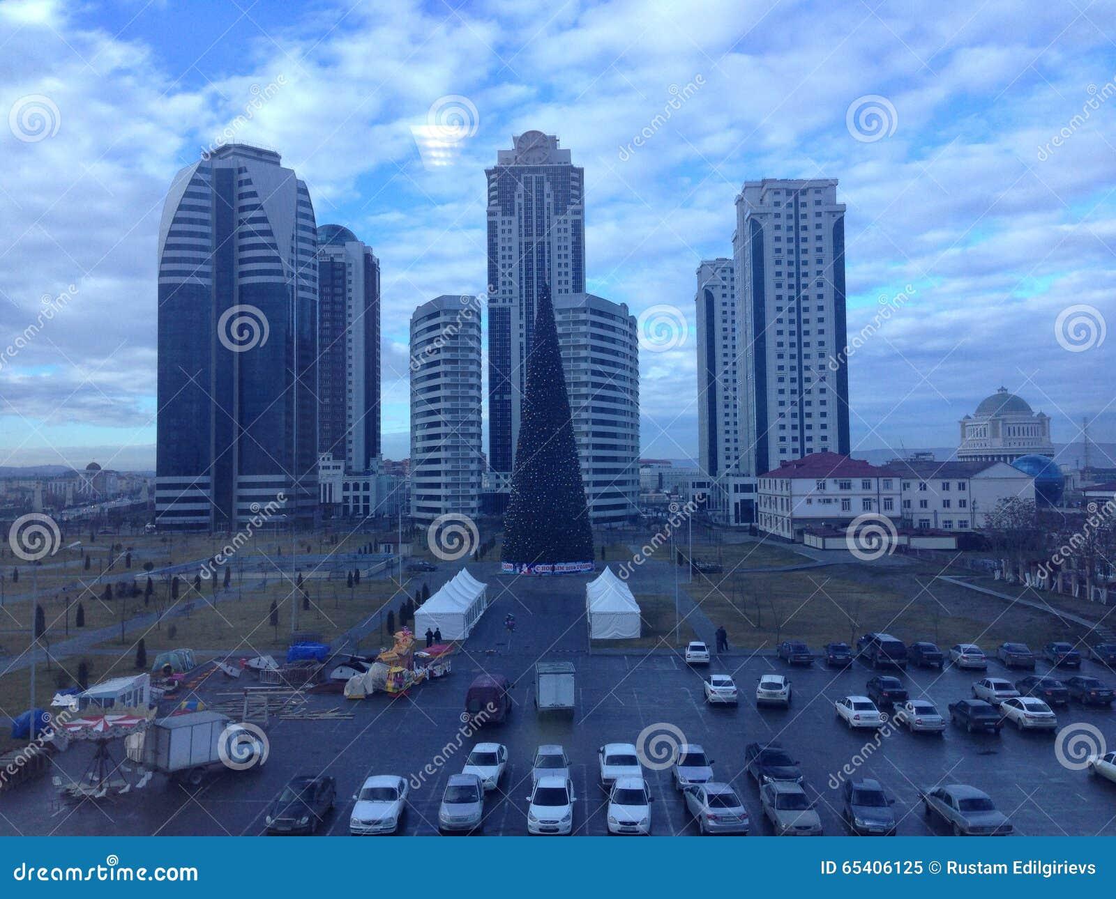 Cidade de Grozny