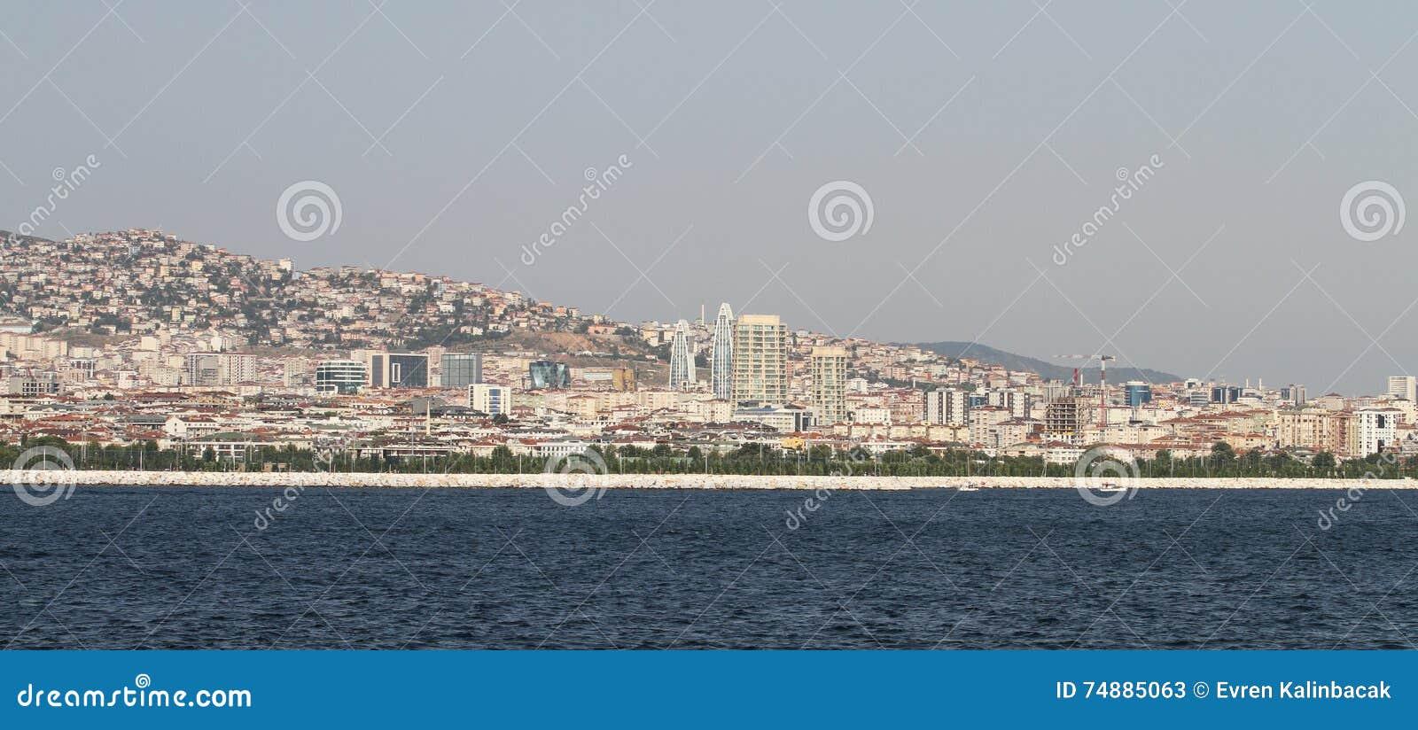 Cidade de Istambul, Turquia