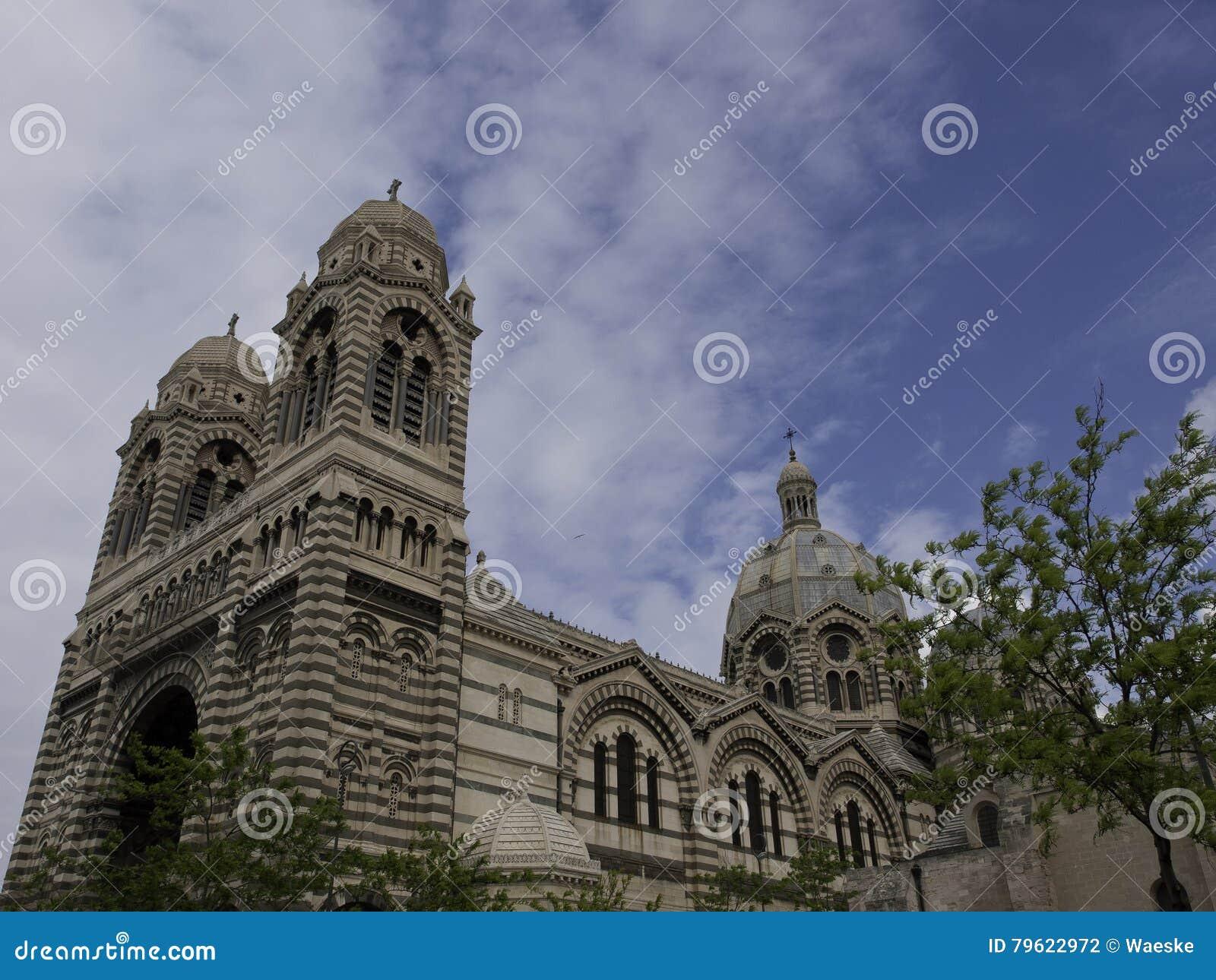 A cidade de Marselha