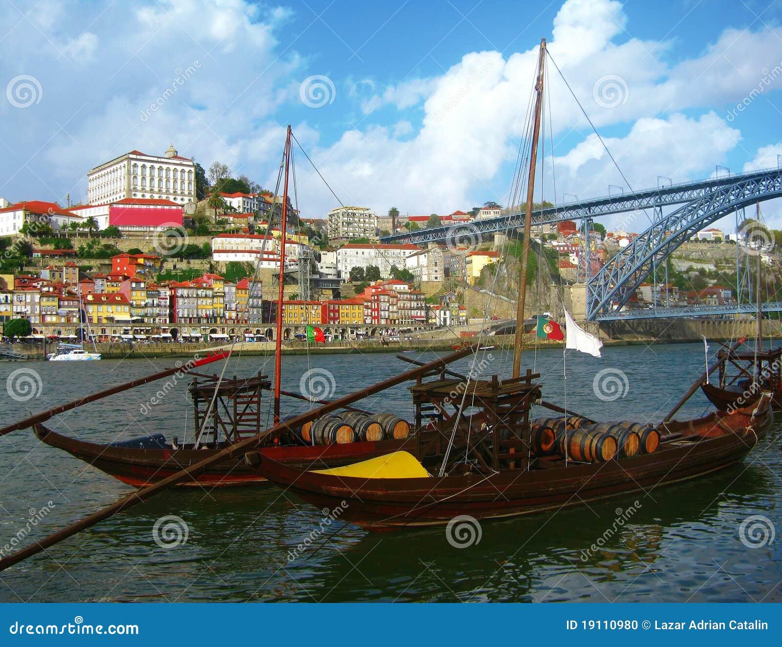 Cidade de Porto, Portugal