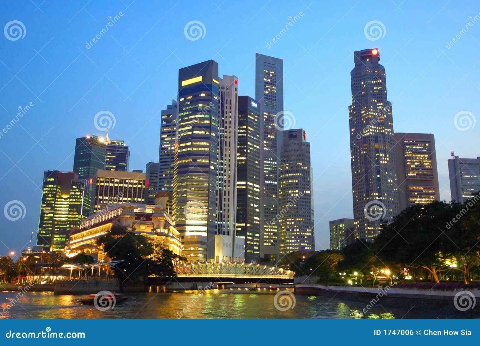 Cidade de Singapore