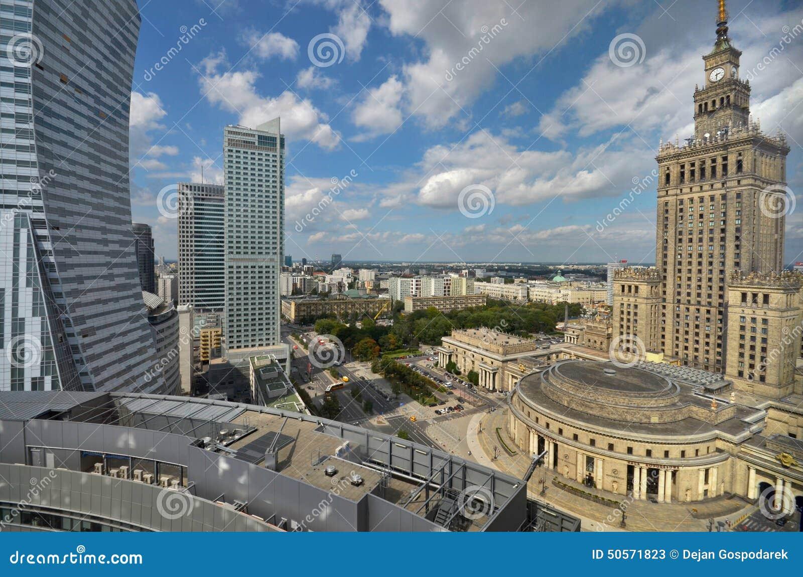 Cidade de Varsóvia