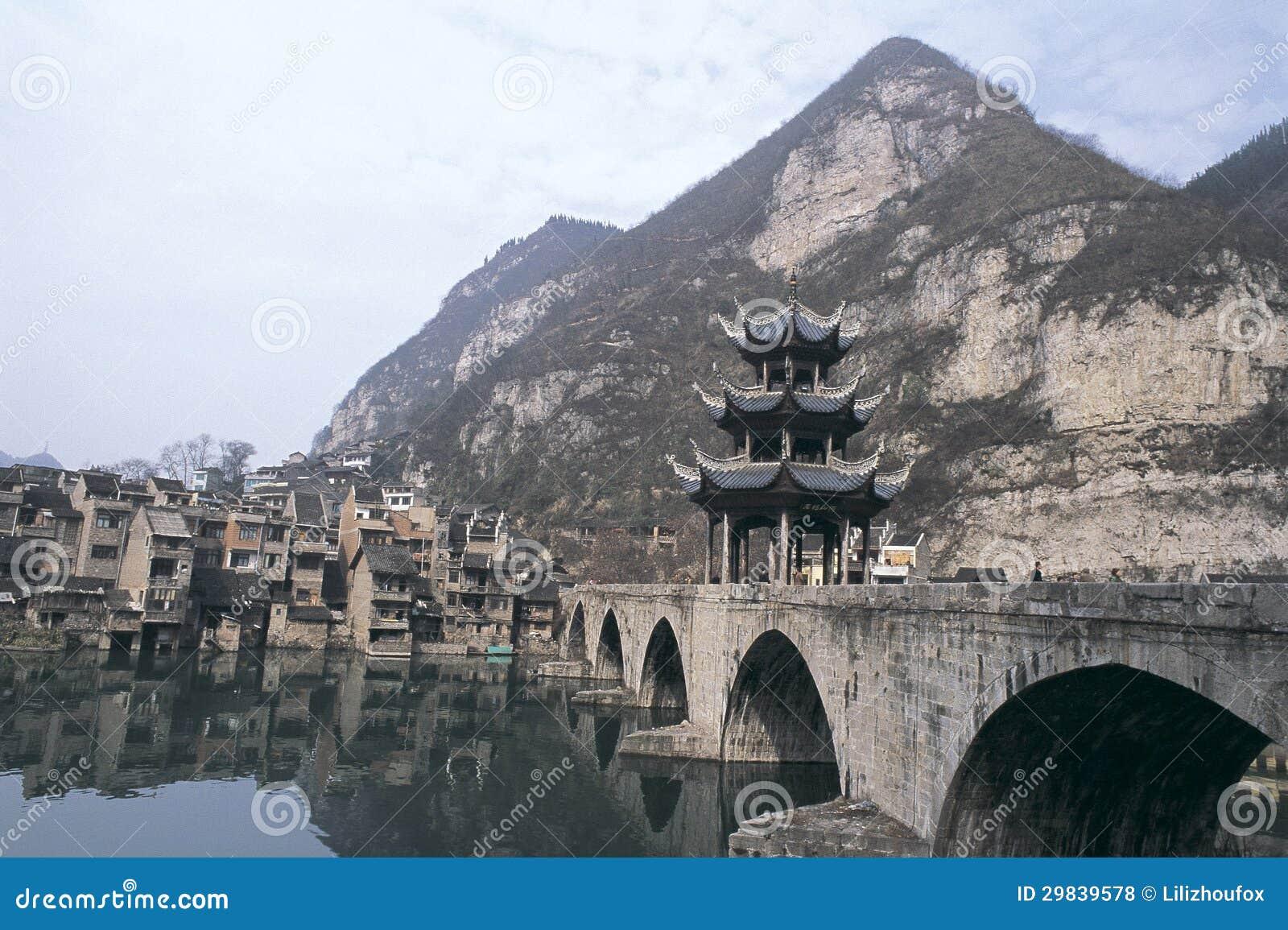 Cidade antiga de zhenyuan