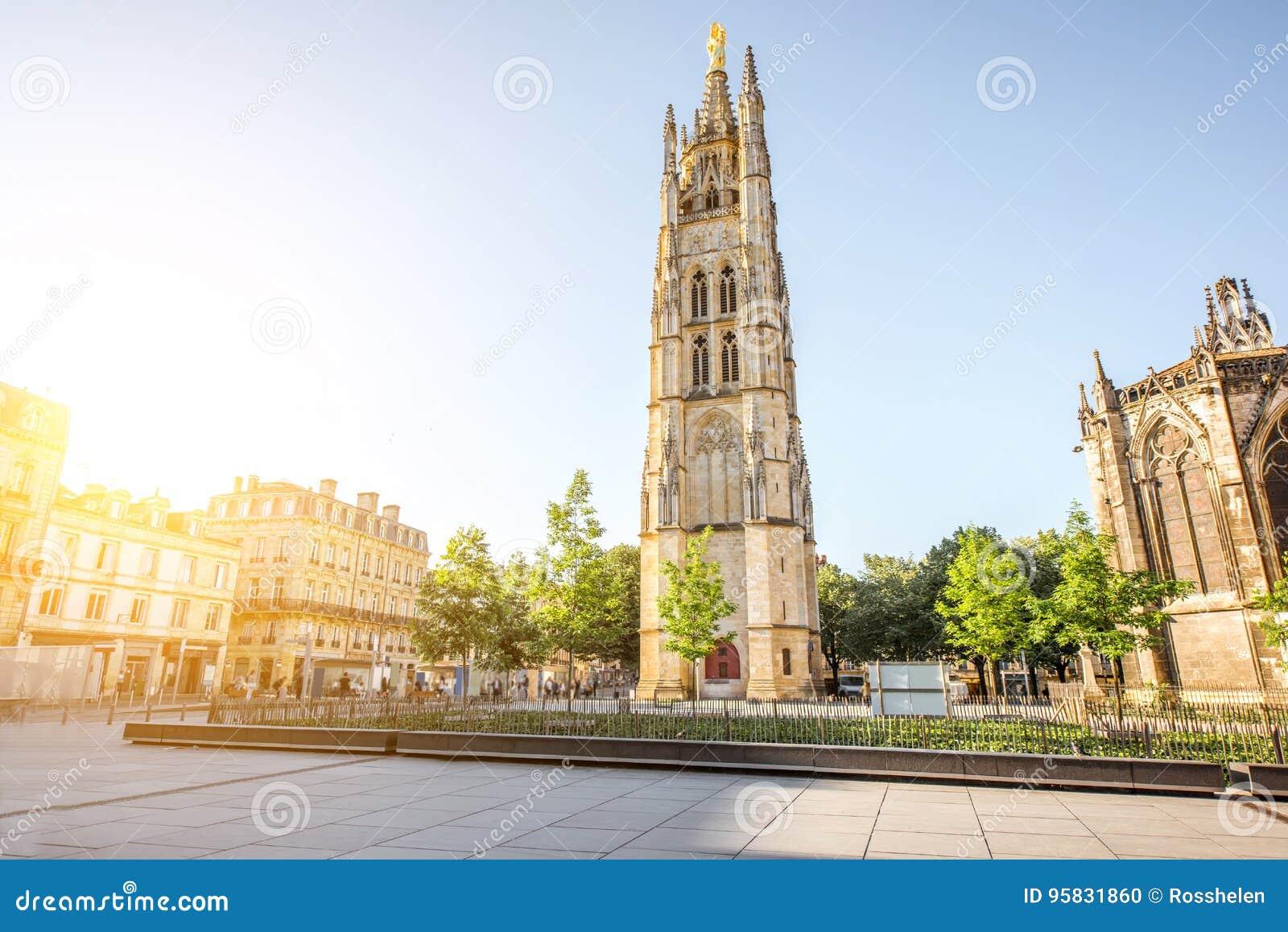 Cidade do Bordéus em França
