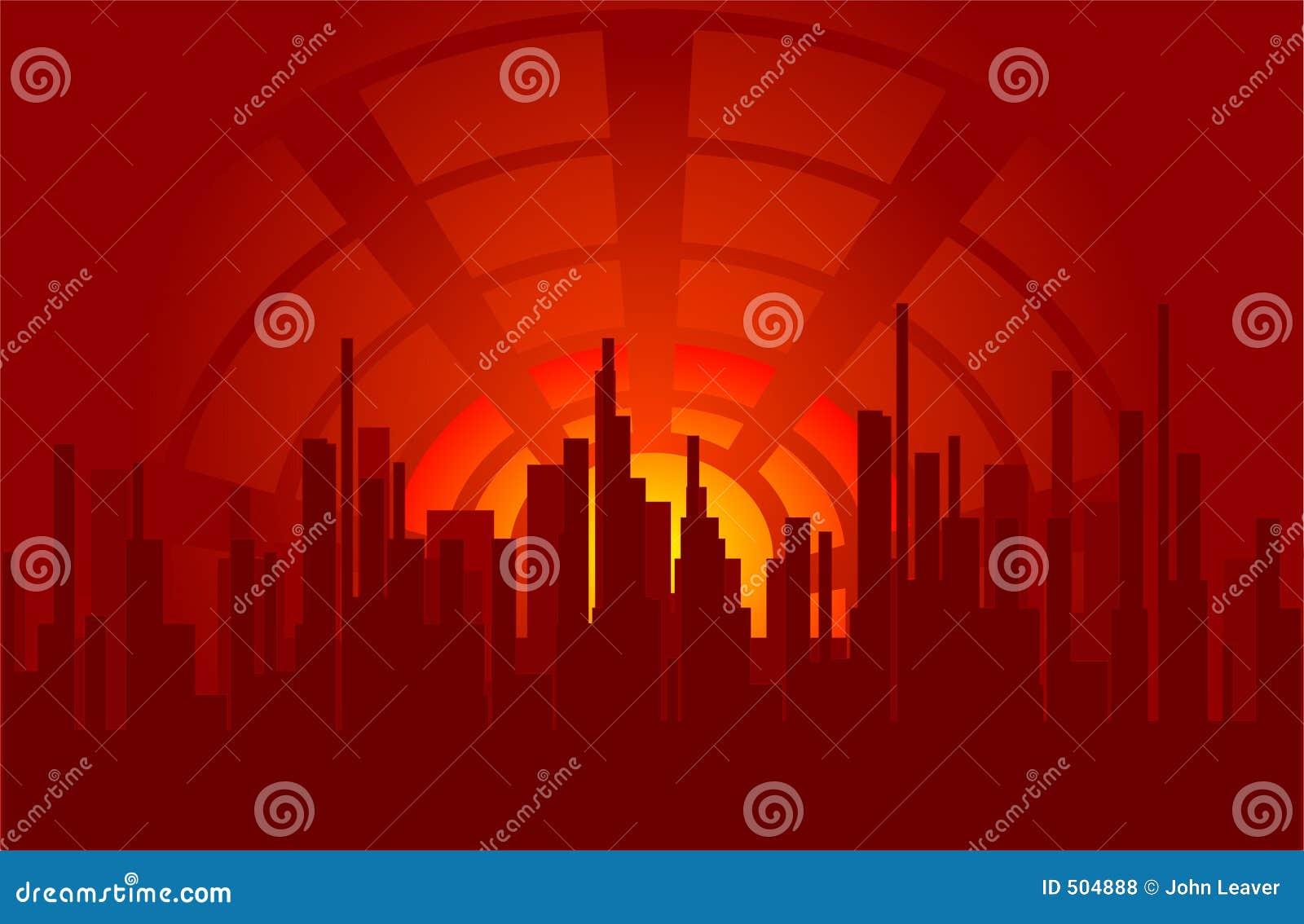 Cidade do espaço