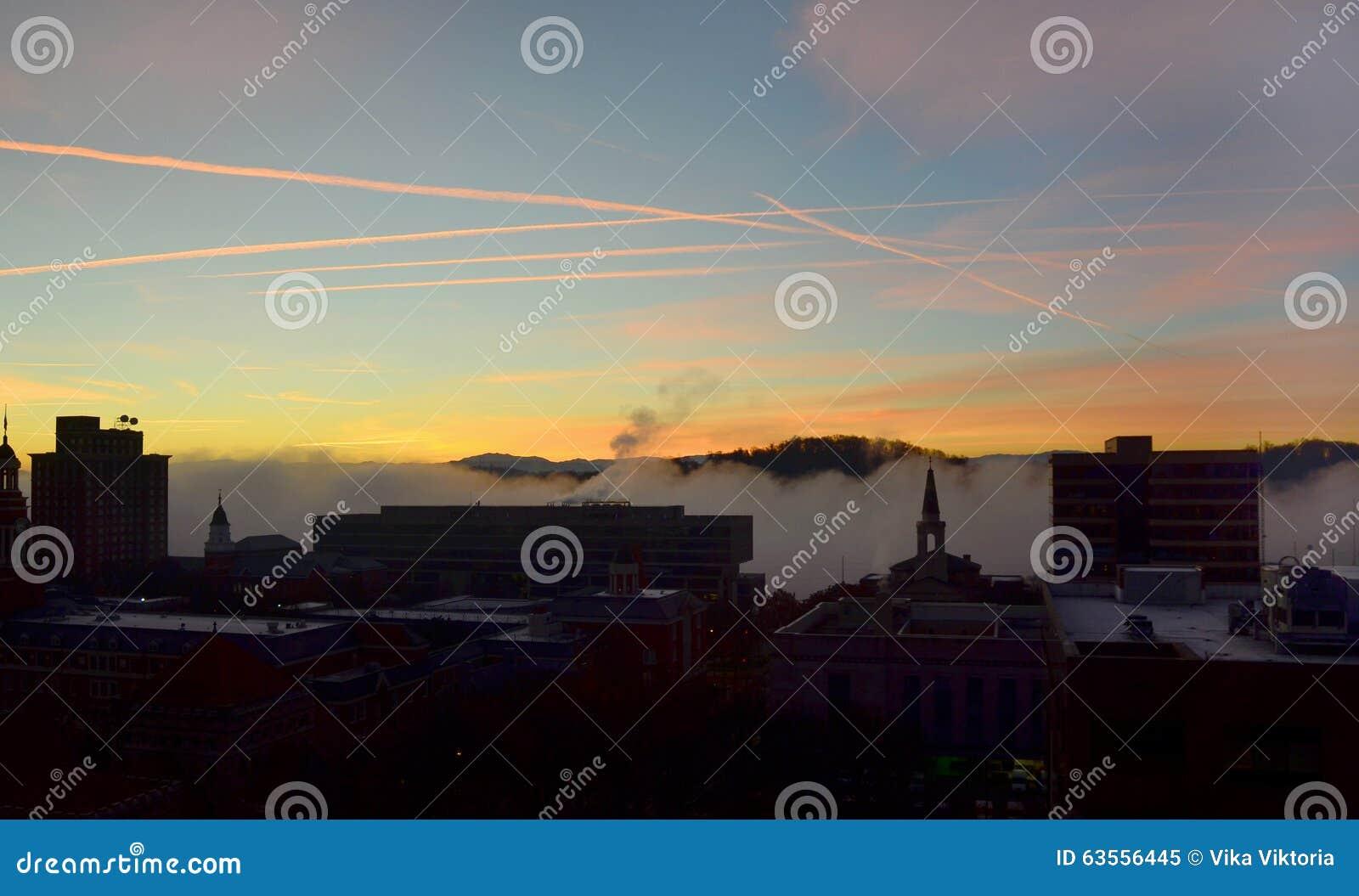 A cidade do nascer do sol