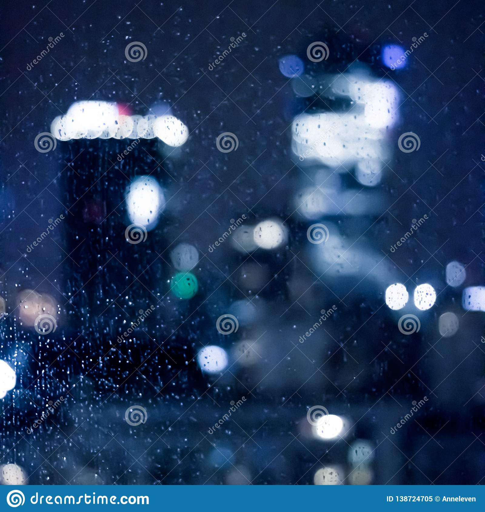 A cidade grande vem vivo na noite