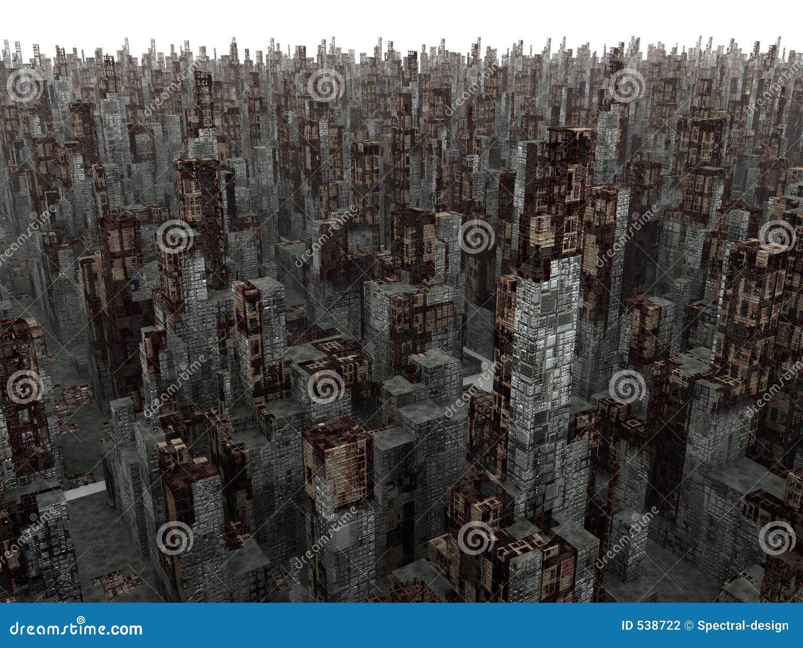 Cidade inoperante