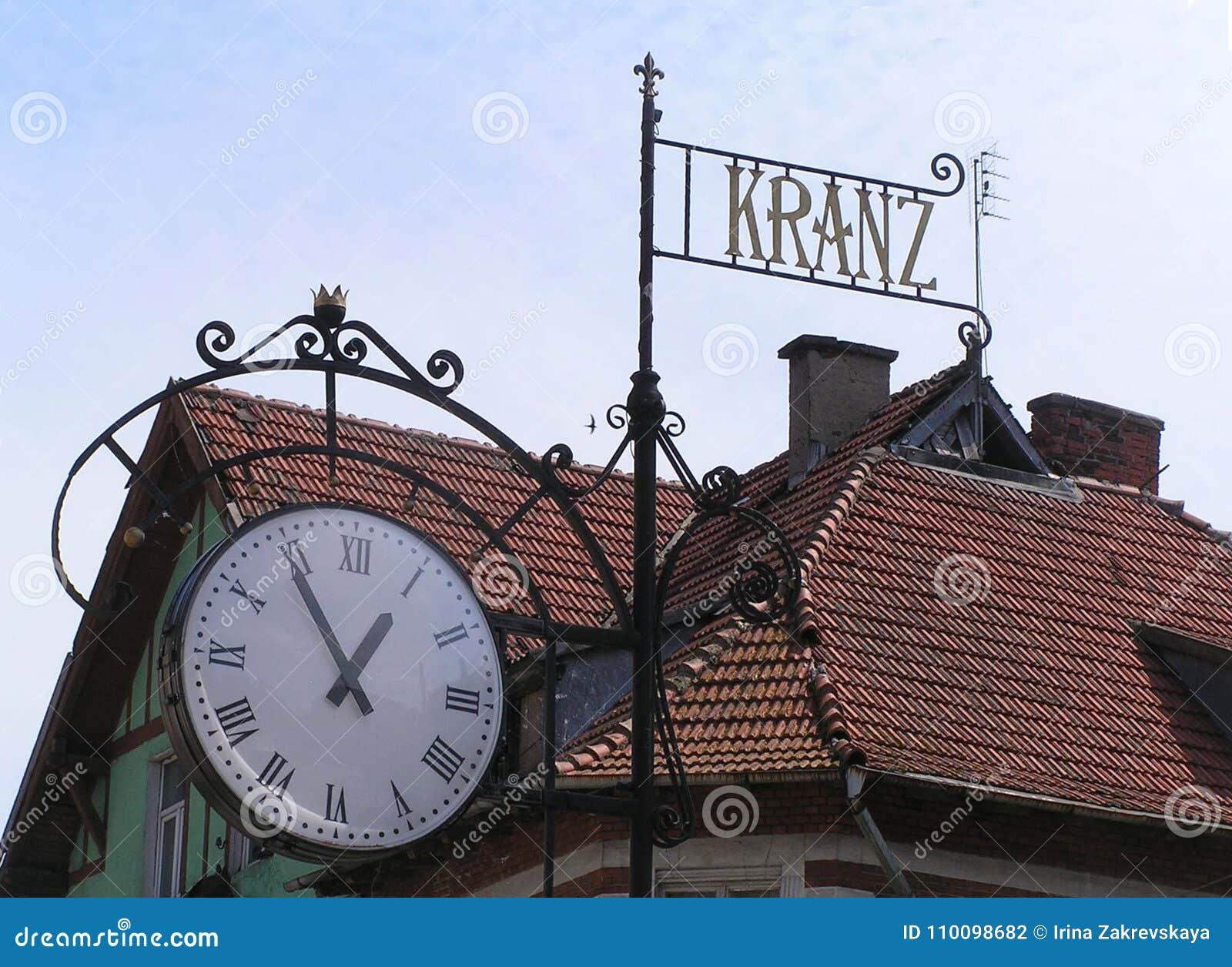 Cidade Kranz-velha