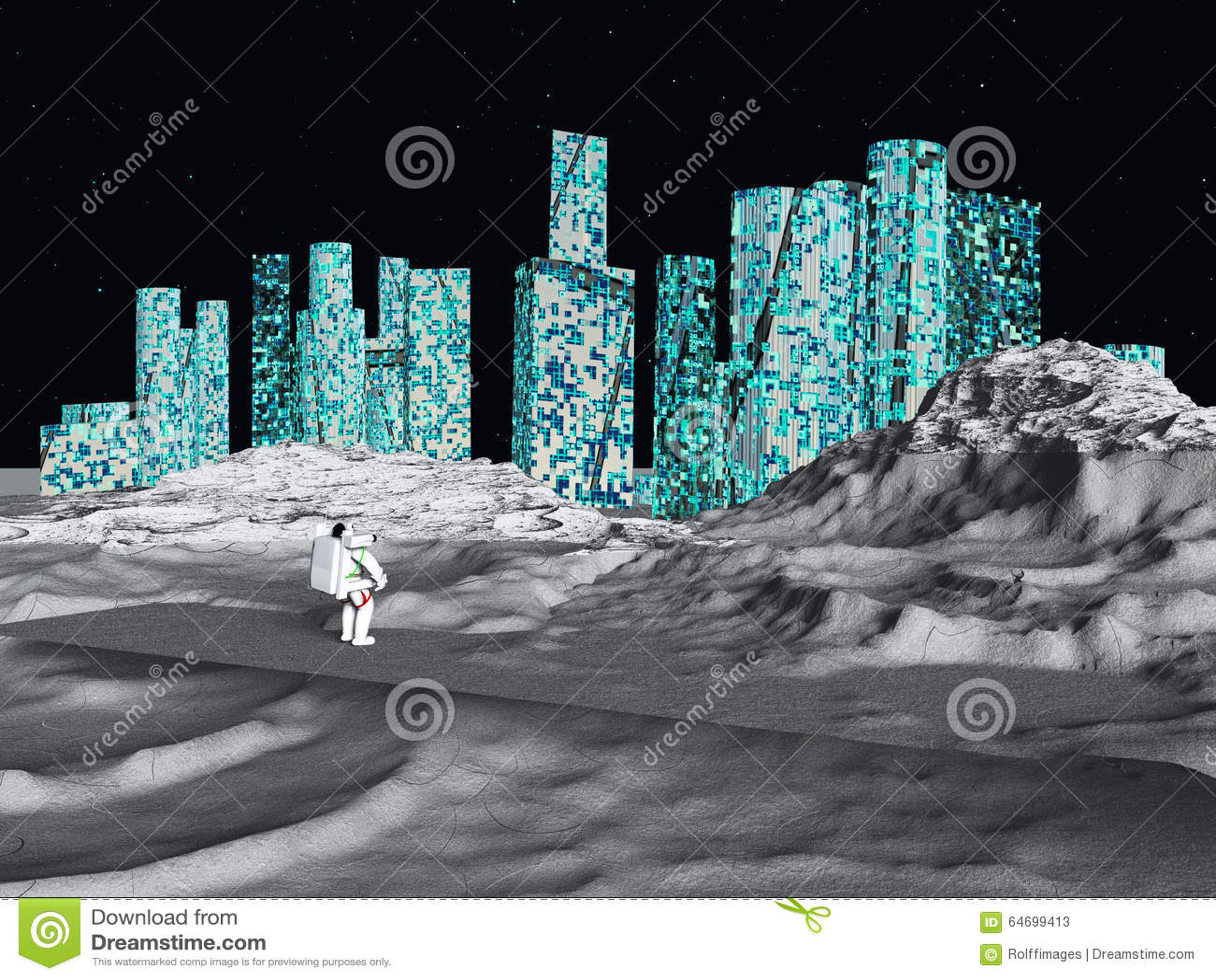 Cidade lunar