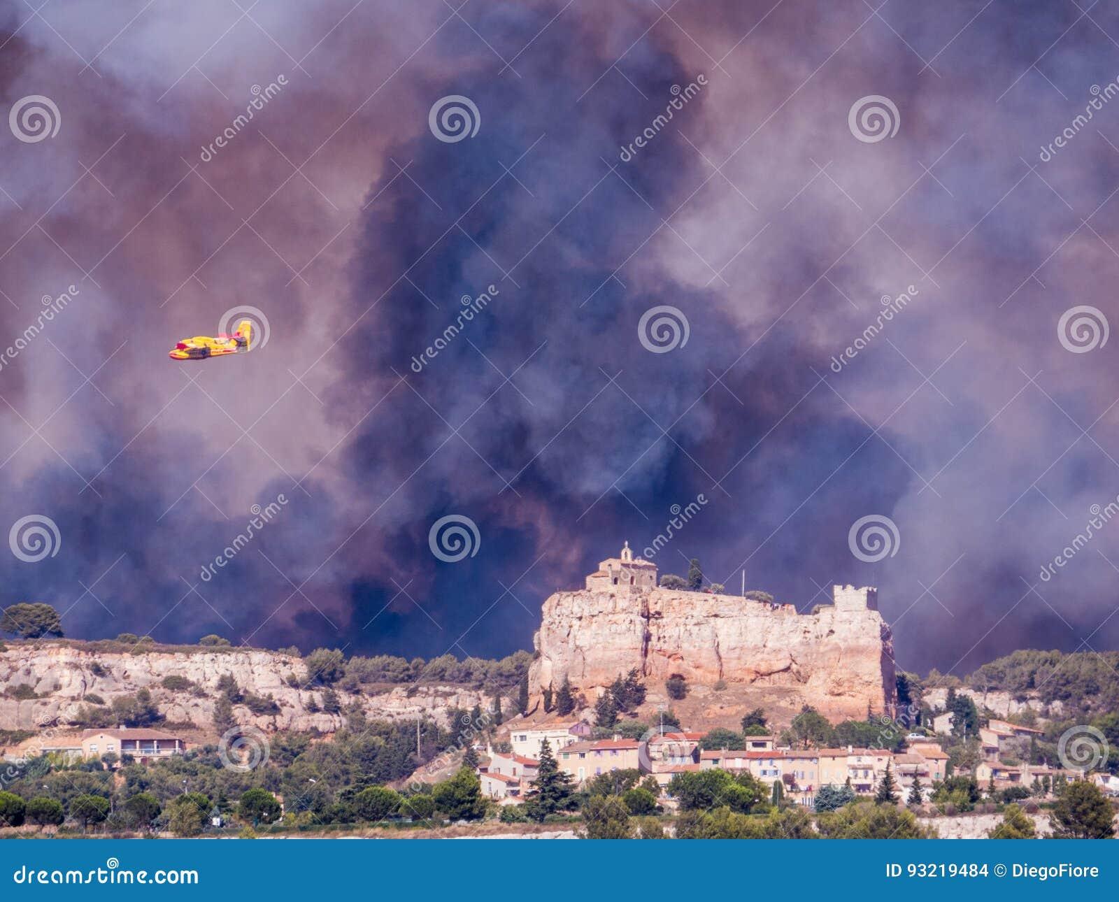 Cidade no fogo