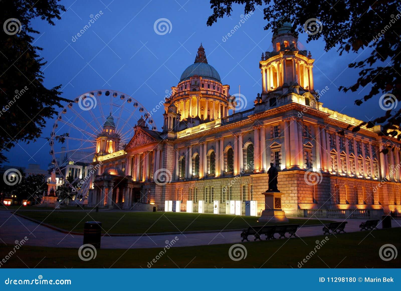 Cidade salão de Belfast