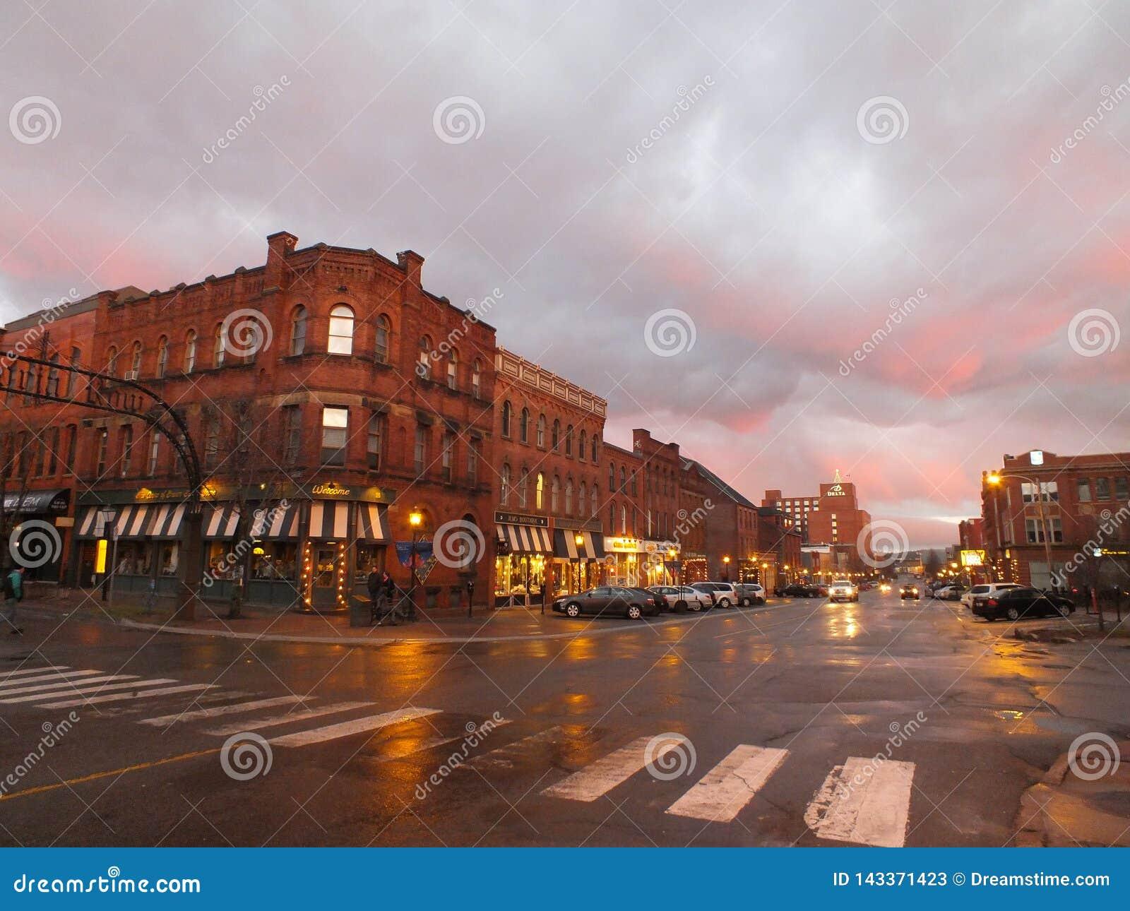 Cidade velha centenária