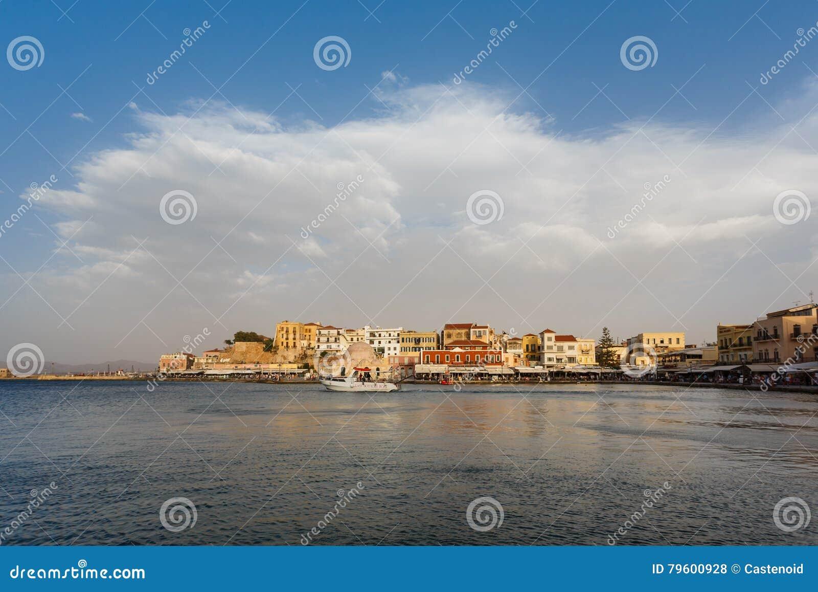Cidade velha de Chania, Grécia