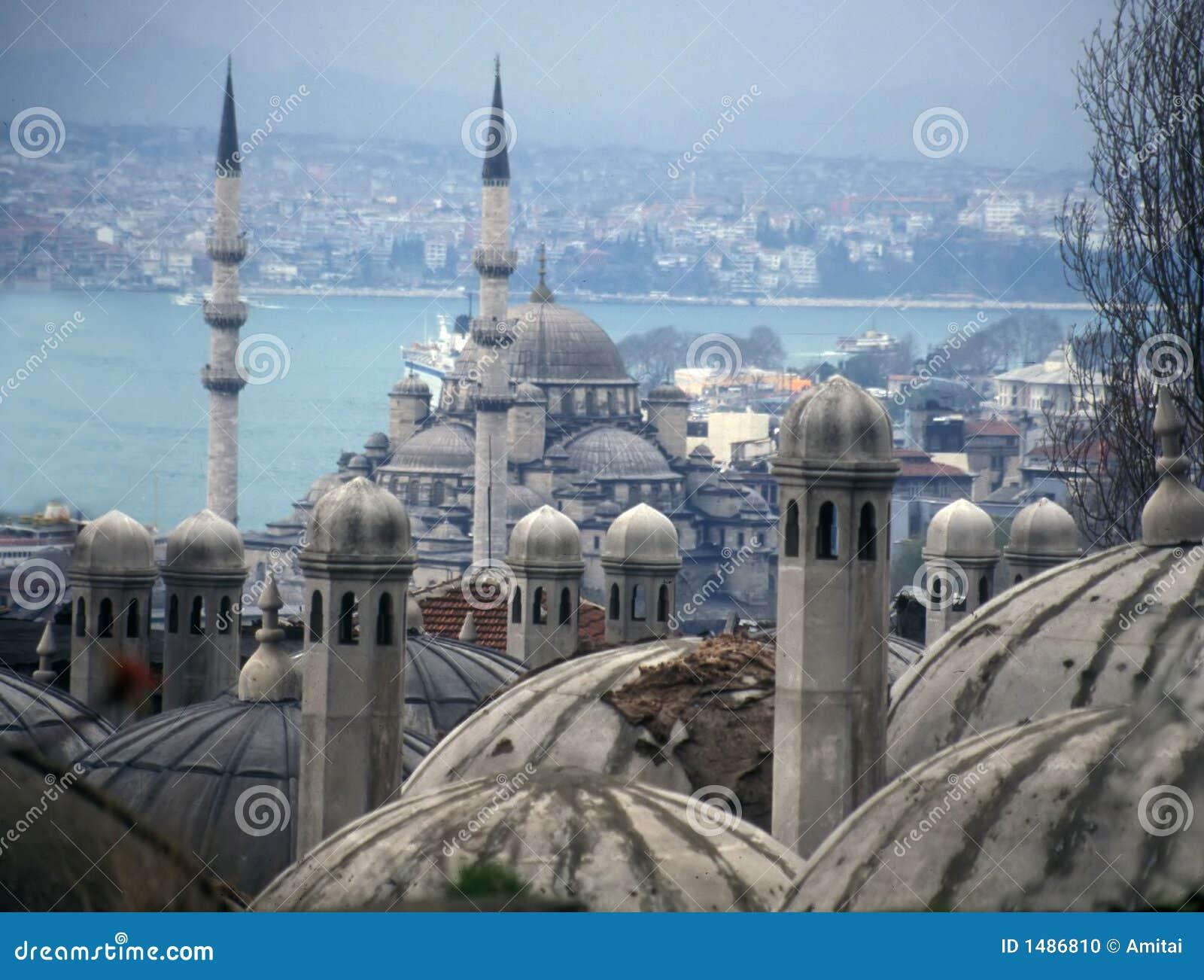 A cidade velha de Istambul