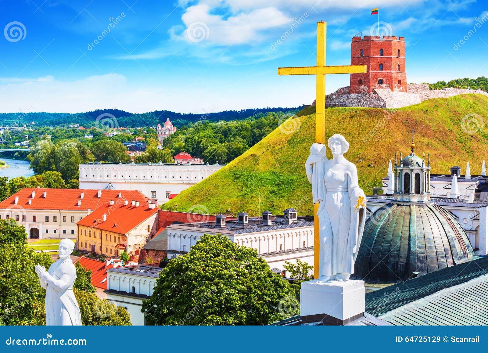 Cidade velha de Vilnius, Lituânia