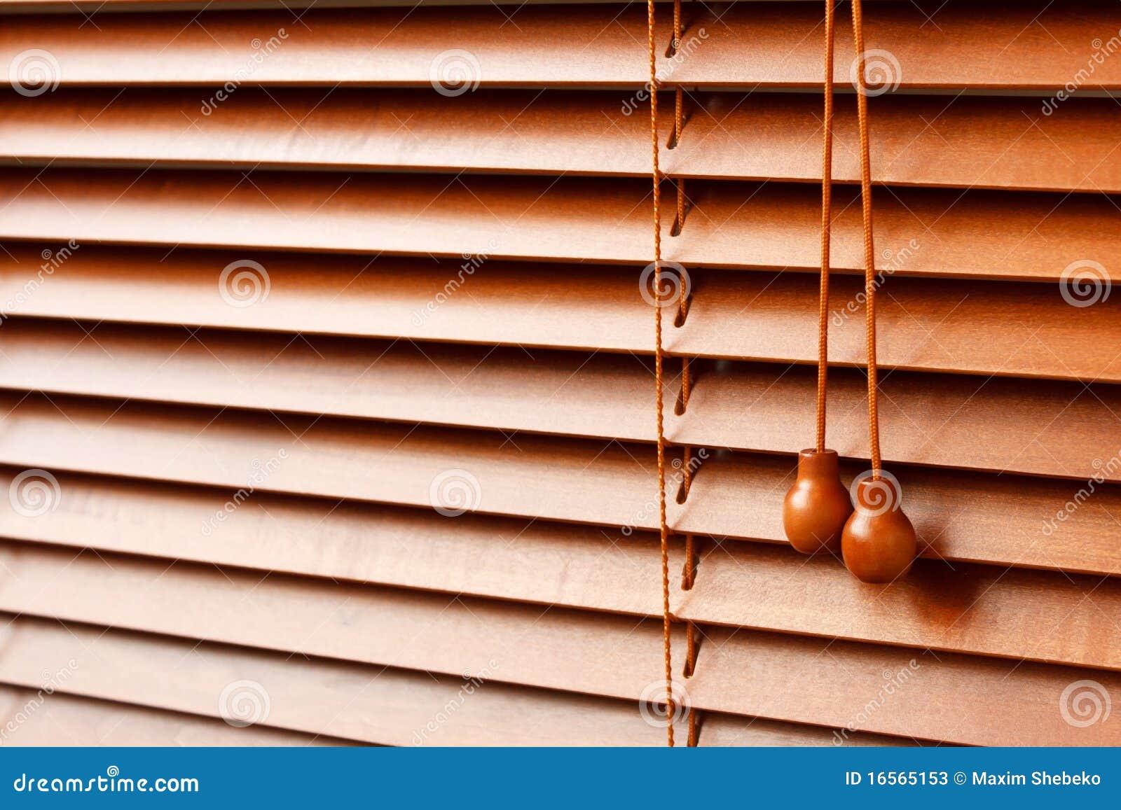 Ciechi di legno