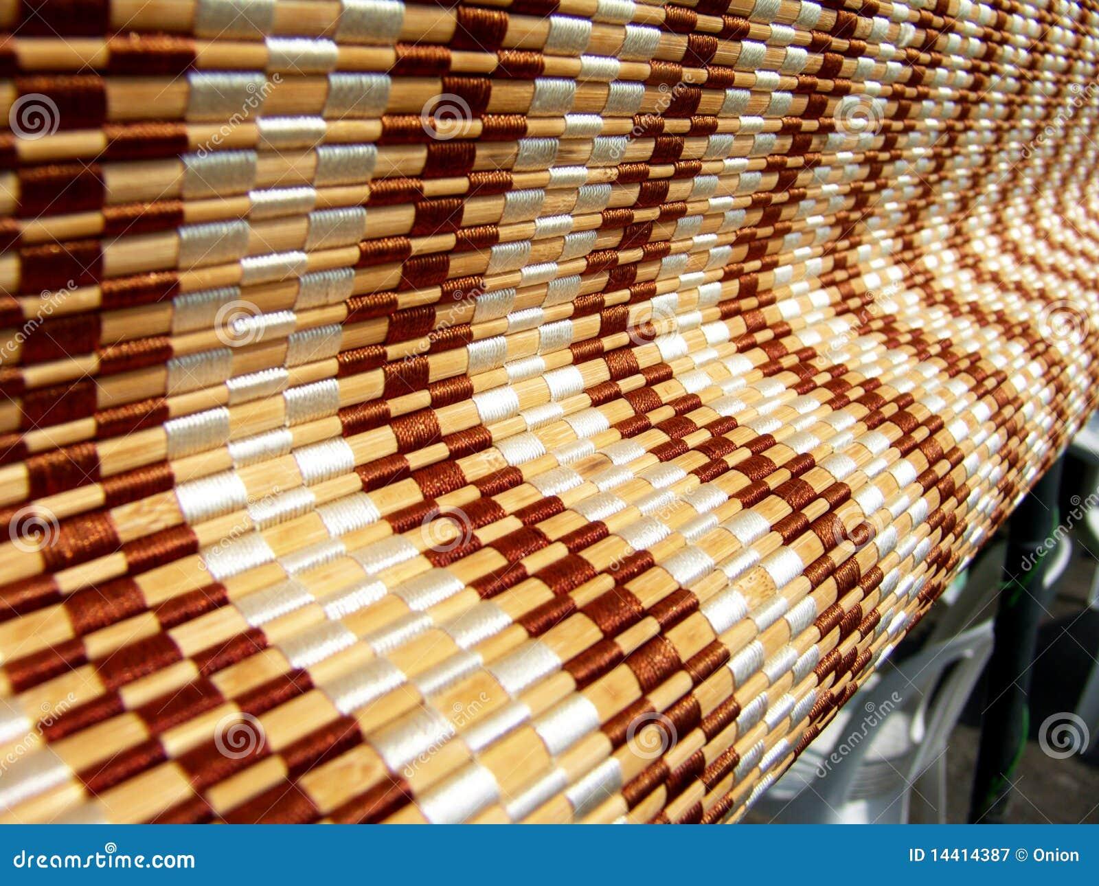 Ciechi di rullo di legno