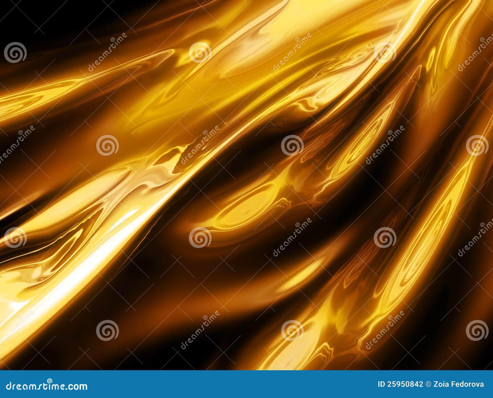 Ciekły złoto