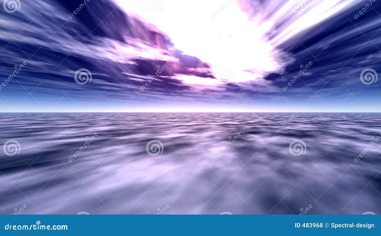 Ciel 1 d océan