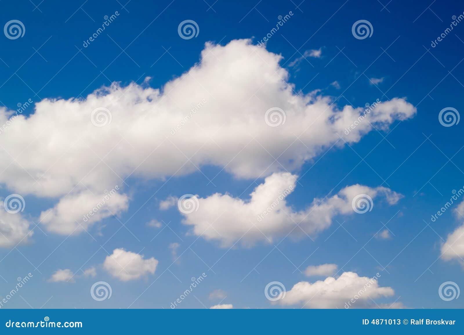 Ciel de cumulus