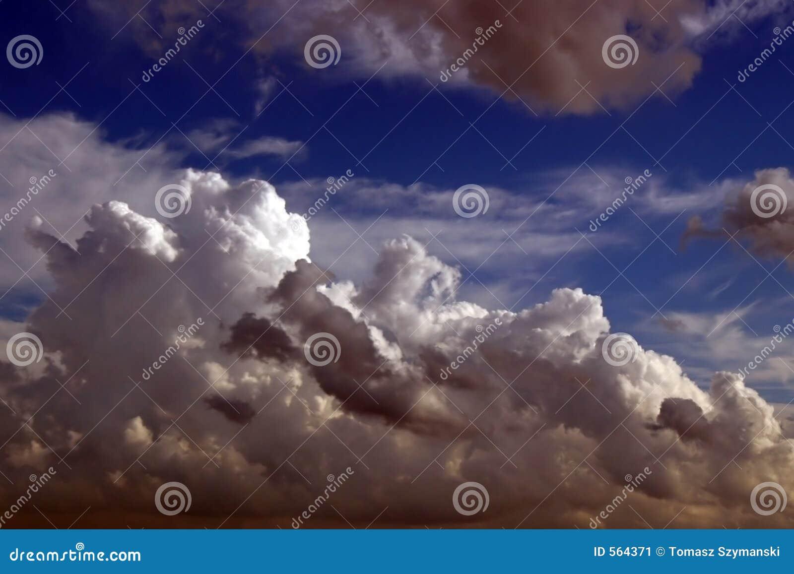Ciel nuageux 2