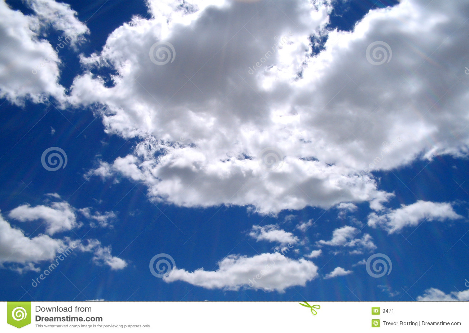 Cieli blu