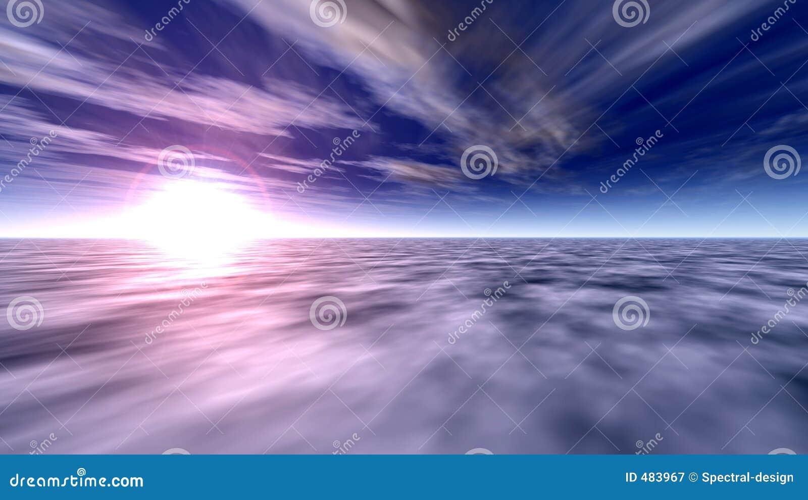 Cielo 2 dell oceano