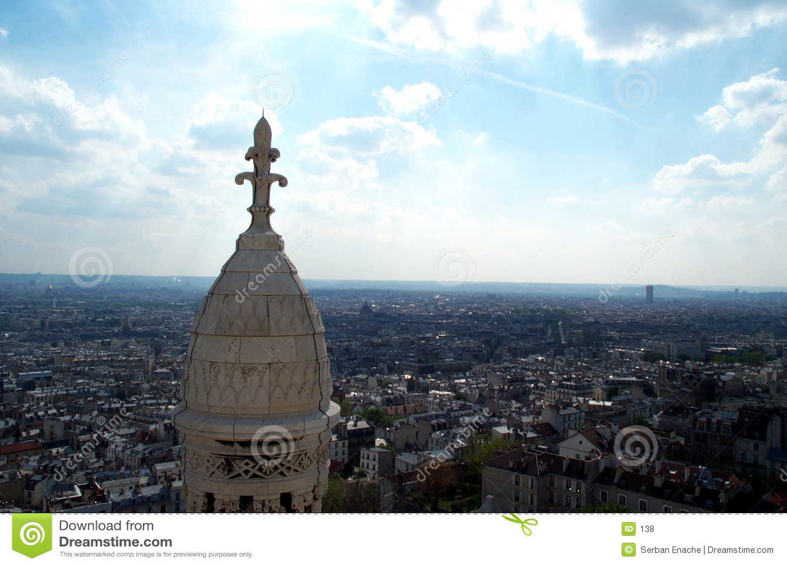 Cielo azul sobre París 2