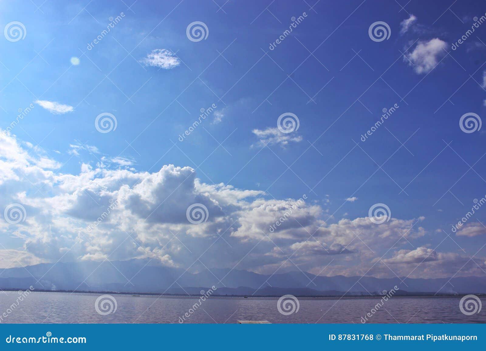 Cielo con acqua