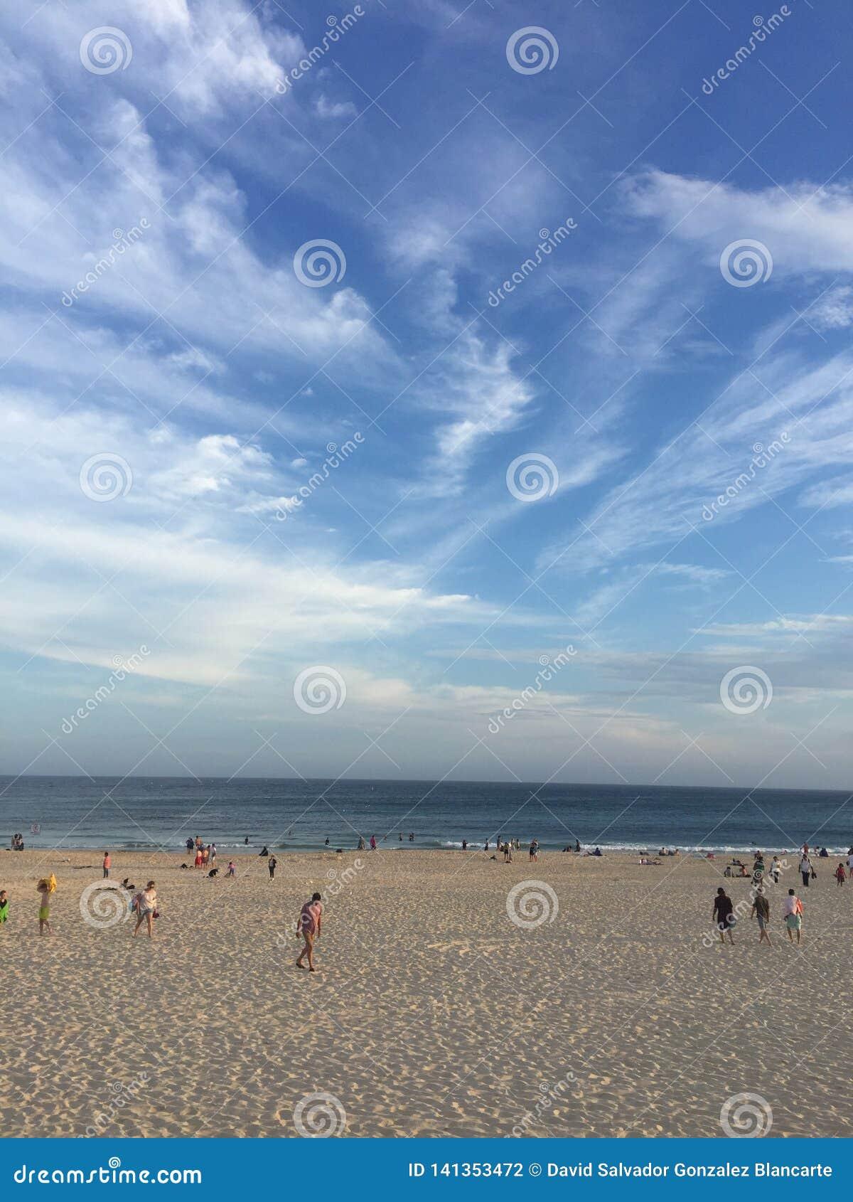 CIELO DE BONDI, MAR DE BONDI, COSTA DE BONDI Playa de Bondi